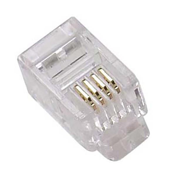 RJ11 Modular Plug (each)