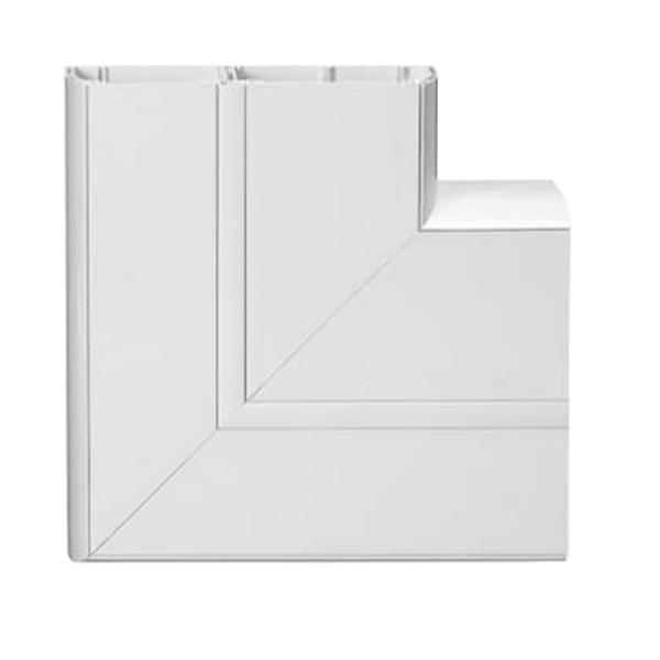 Dado Trunking Ultimate 62 Flat Angle (Up) White