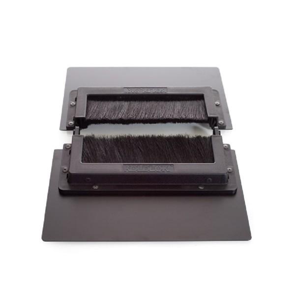 Floor Grommet Surface X-Large 2040 (W) 254mm x (D) 330mm