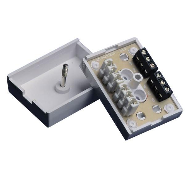 Block Terminal 84A 3 Pair IDC/Screw (H)56mm x (W)42mm x (D)23mm