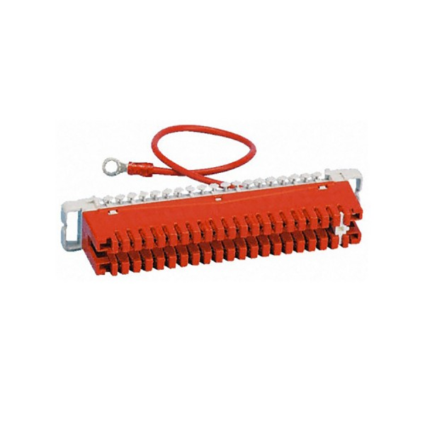 Strips Connection 237D 76 Wire Red