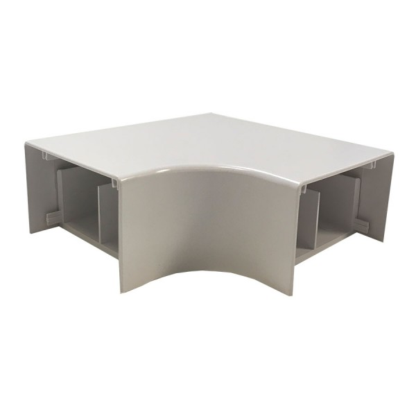 Dado Trunking Consort (105) External Angle White