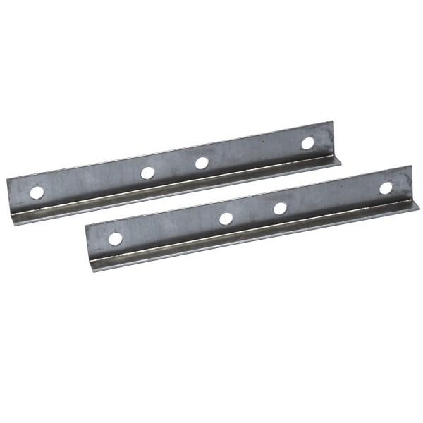 Cable Tray Straight Coupler Medium Duty Pre-Galvanised AMDCS