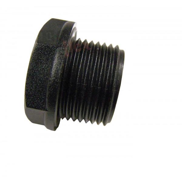 Metric Thread Adaptor M25 Male M20 Female Nylon