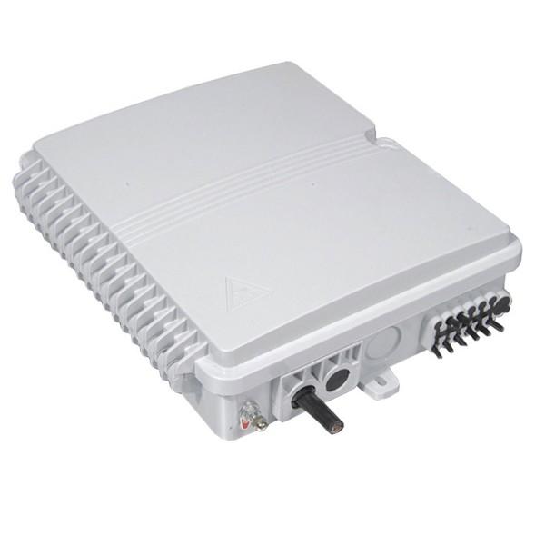 Fibre Optic Breakout Box IP54 12 Fibre