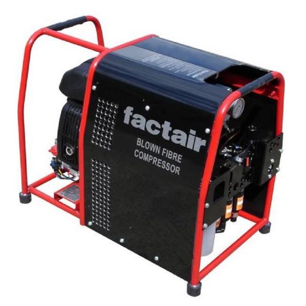 Fibre Blowing Compressor 9A Petrol Engine Driven
