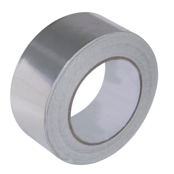Tape Aluminium (W) 50mm x (L) 45m