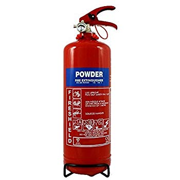 Fire Extinguisher Dry 2kg