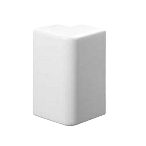 Dado Trunking Consort (106) External Angle White