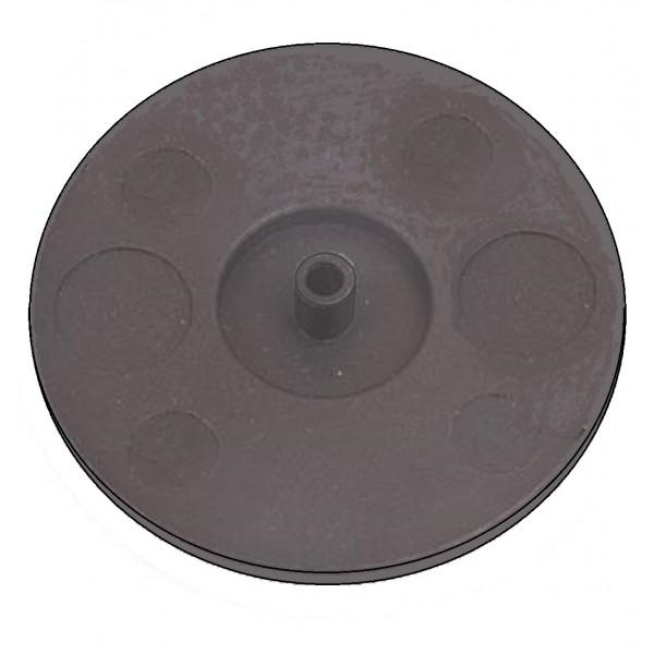 Polishing Puck Universal Plastic 2.5mm Dia Fibre Black