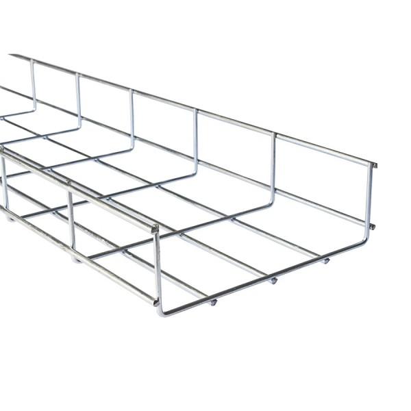 Basket Tray BZP AM60*200 (W) 200mm x (D) 60mm x (L) 3m