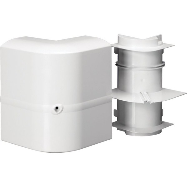 Dado Trunking Ultimate 62 External Angle White