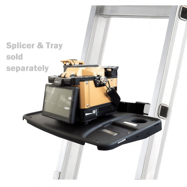 Work Tray Ladder Mount Accessory Black