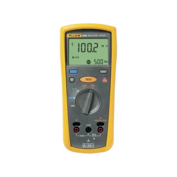 Insulation Tester 1503 500 & 1000V 0.1 – 2000 MOhm
