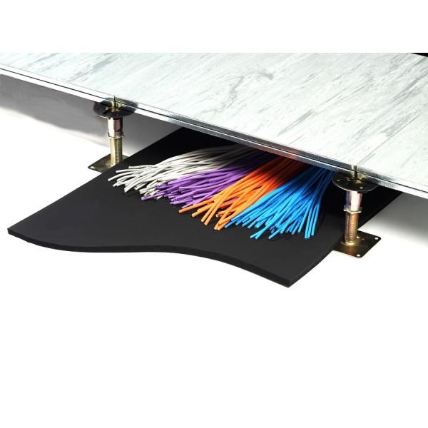 Floor Matting '0' Class 13mm x 150mm Black 14m
