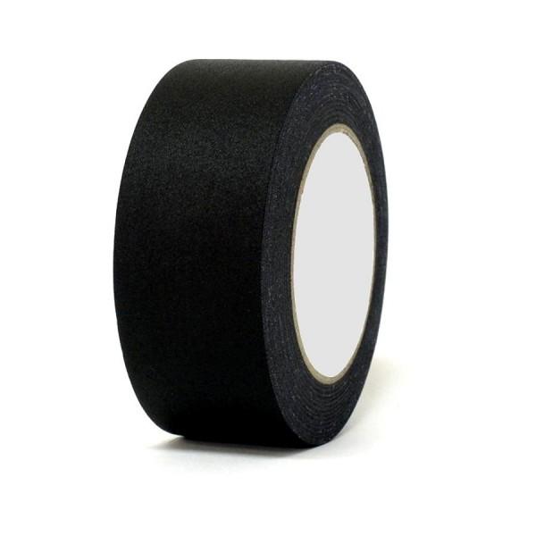 Matting Tape Flame Retardant 3mm Black (W) 50mm x (L) 25m
