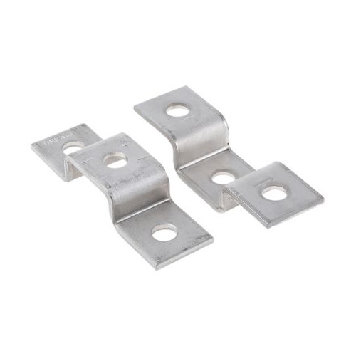 Channel Bracket U Shaped Extended Stainless Steel P4047SS (W) 137mm x (D) 21mm