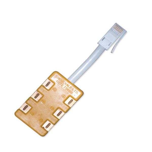 Line Jack Test Adaptor MA/631A 6 Wire – BT Plug