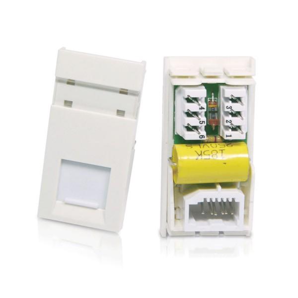 Voice Module PSTN Master Euro White