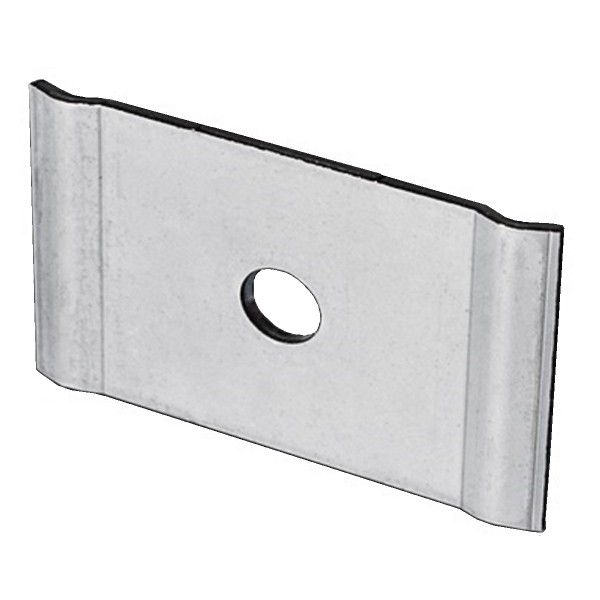 Basket Tray Clamp Hold Down Pre-Galvanised AMHDC Hole Size M8