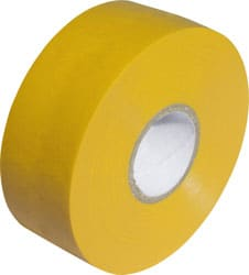 Tape PVC Yellow 50mm x 33m