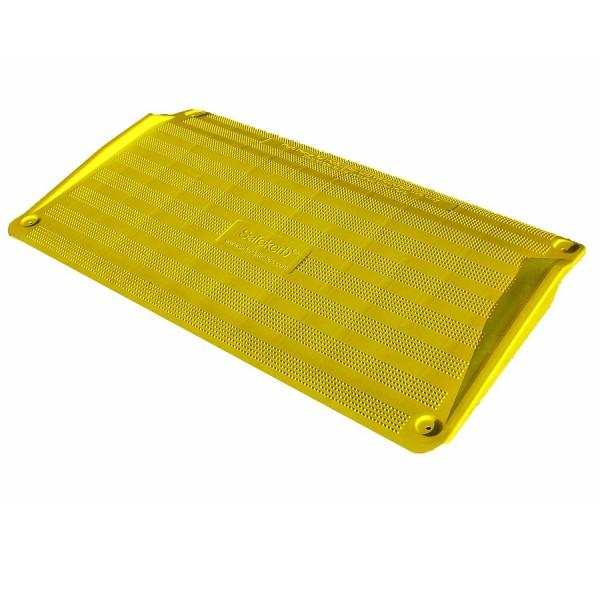 Wheelchair Access Ramp Yellow