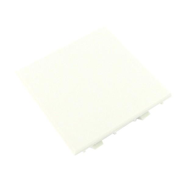 Blanking Plate Full Blank LJ6C White