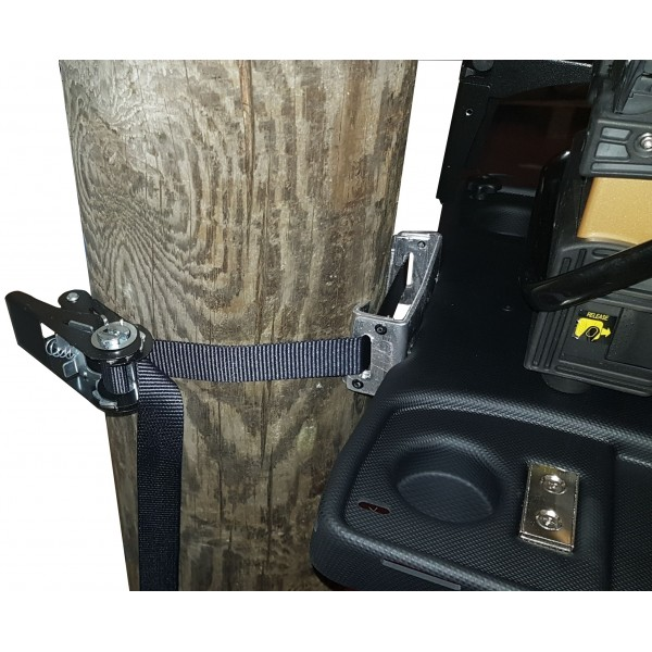 Work Tray Pole Mount Accessory Black
