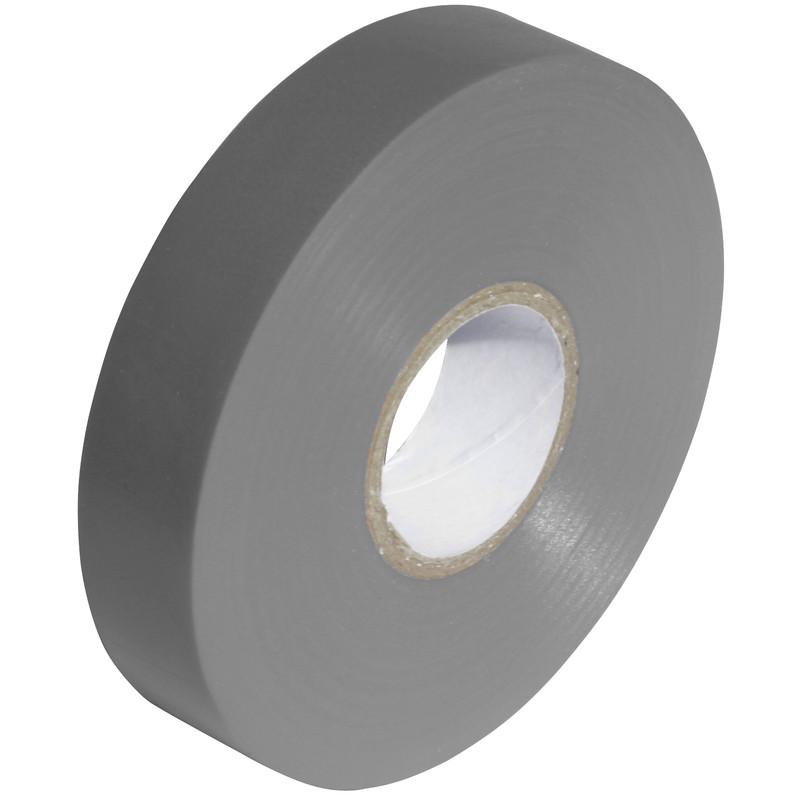 Tape PVC Grey 19mm x 20m