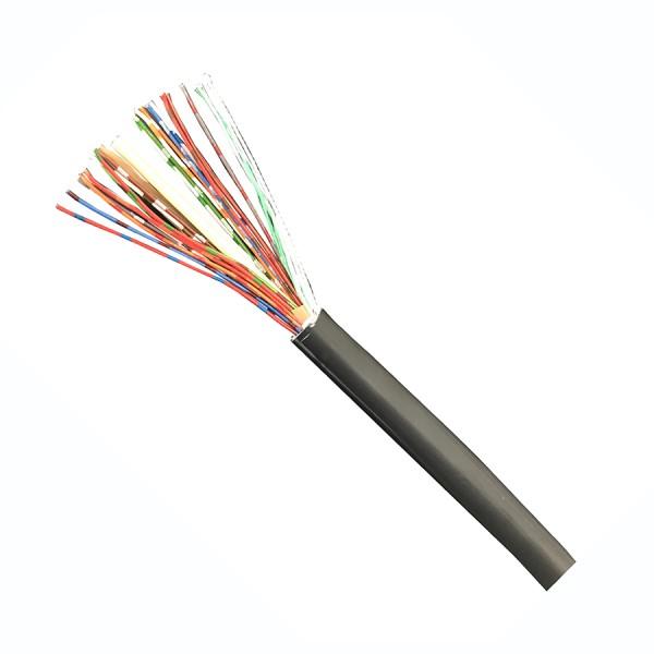 Voice Cable CW1308B 50 Pair +E LSZH Internal/External Eca Black