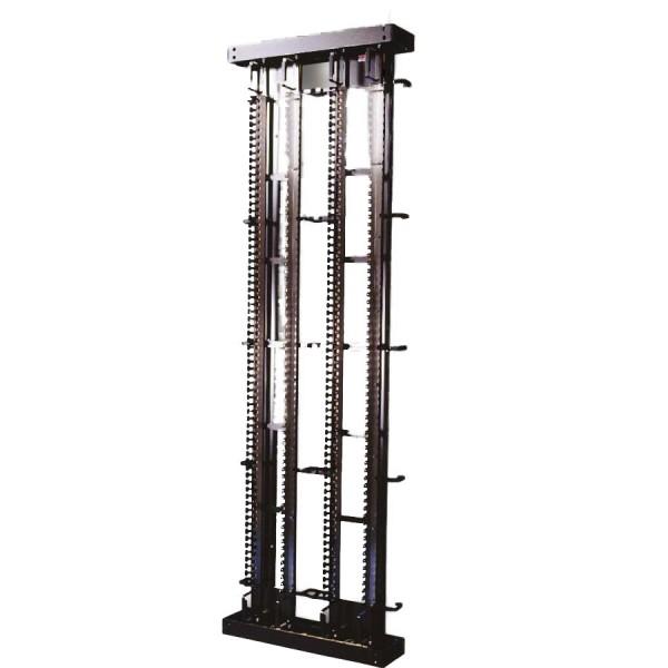 Frame Distribution City 80 1600 Pair Double Vertical (H)2250mm x (W)570mm x (D)150mm