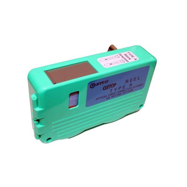 Fibre Cleaner Cassette Cletop Type A FCC-02R Tape Blue