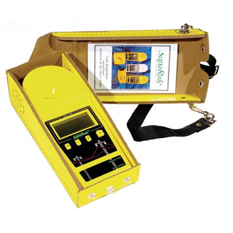 Suparule Height Meter Digital CHM190