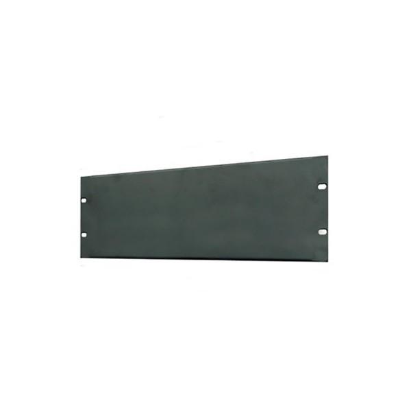 Blanking Panel Plain 3U 19″ Black
