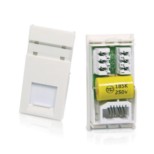 Voice Module PABX Master Euro White