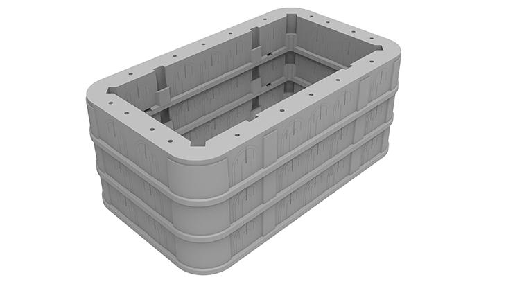 STAKKAbox Quad