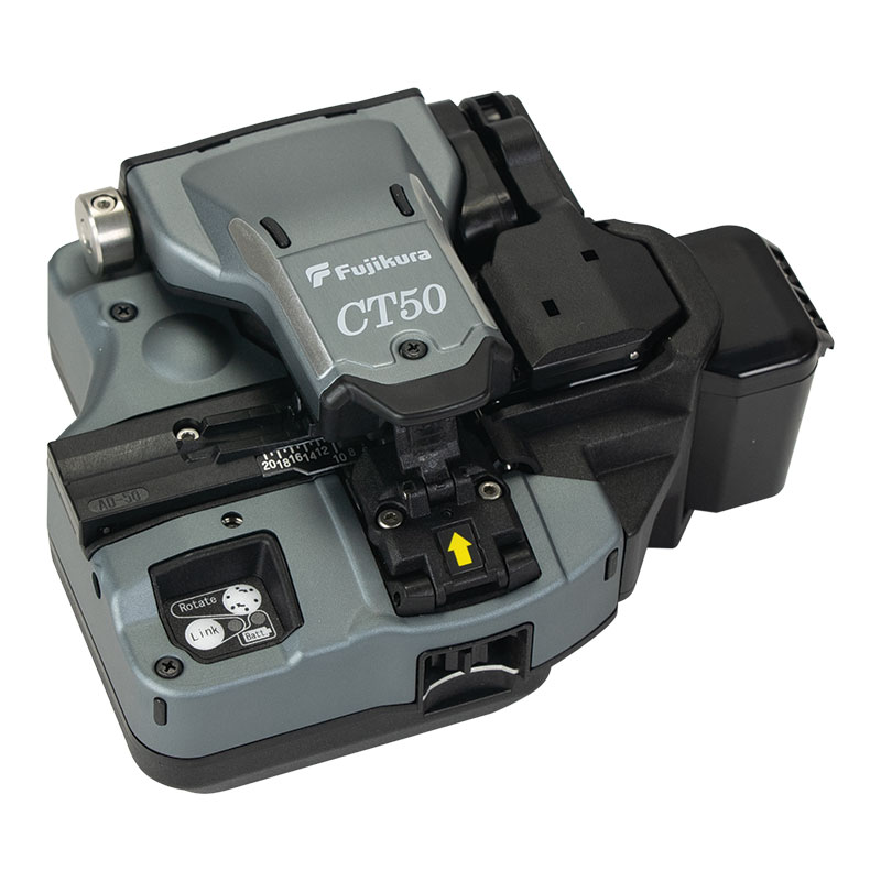 CT50 Optical Fibre Cleaver