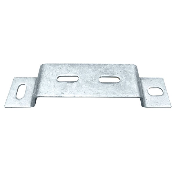 Cable Tray Bracket Stand Off Hot Dip Galvanised Steel 100mm TUSB100HG