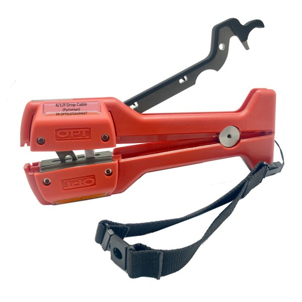OPT 4/12f Overhead Drop Cable Stripper