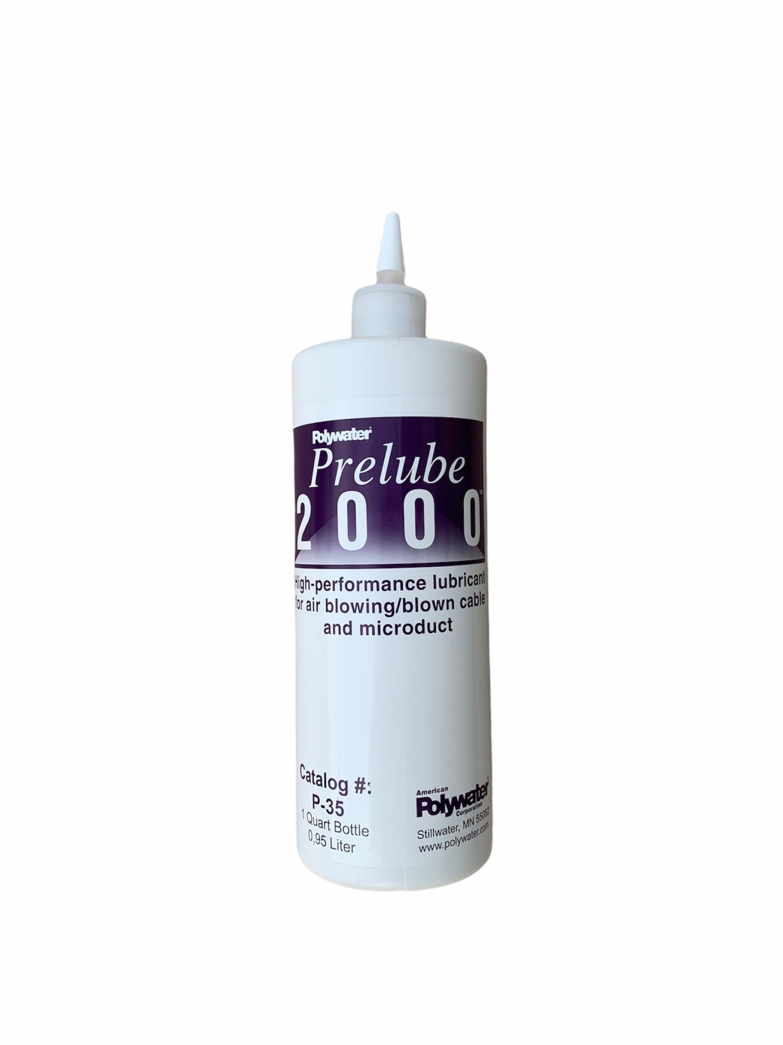 Polywater Prelube 2000 Cable Lubricant 0.95 litre