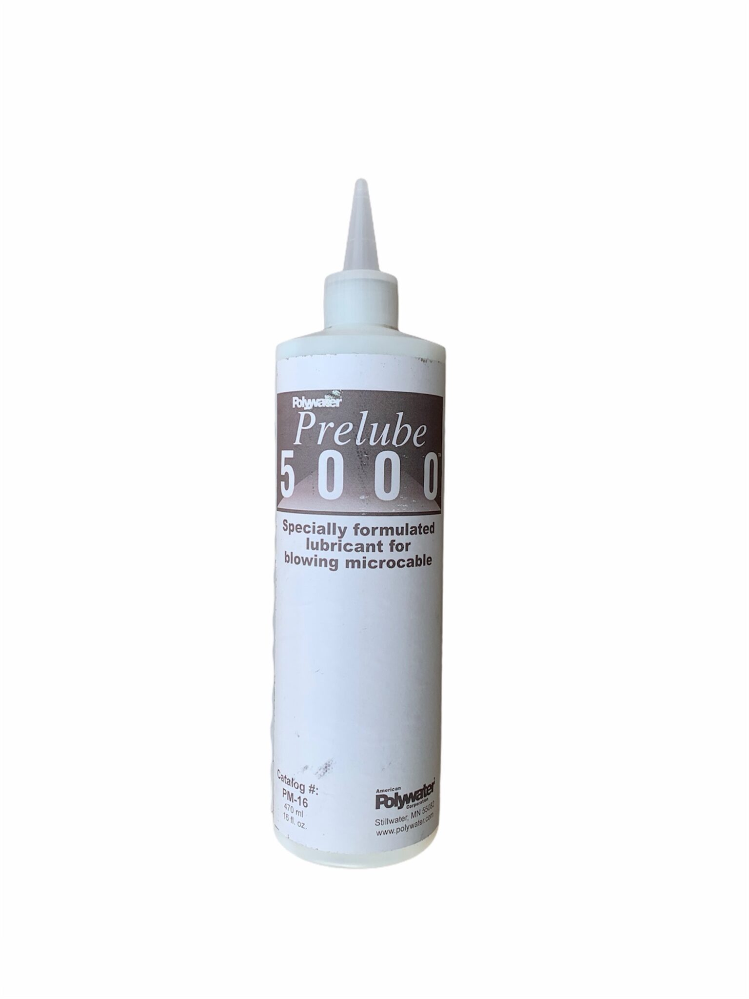 Polywater Prelube 5000 Cable Lubricant 0.48 Litre